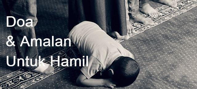 doa mudah hamil