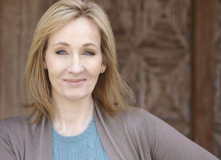 Kisah J.K. Rowling - Penulis Harry Potter 3