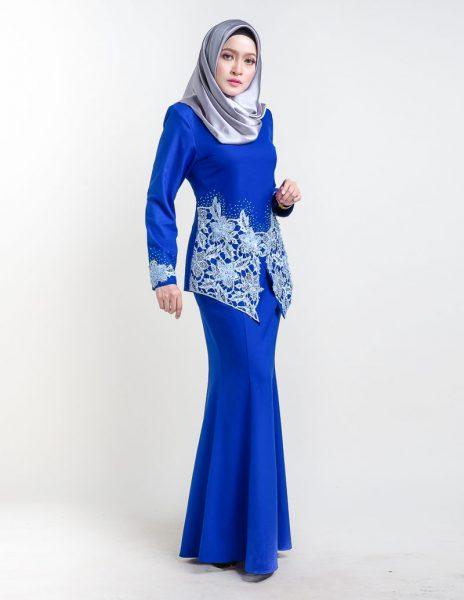 Tips Memakai Baju Biru Anda Wajib Tahu