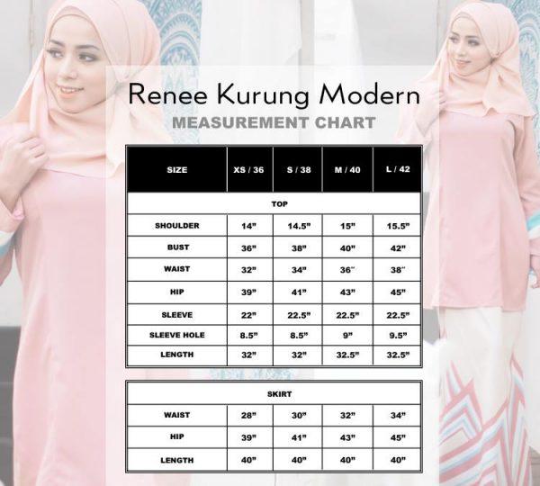 renee size