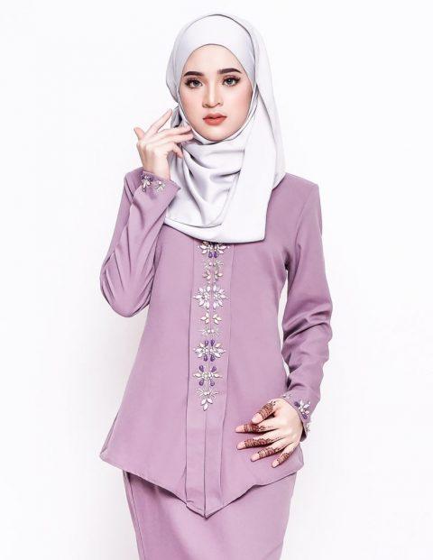 kebaya purple alyah 2